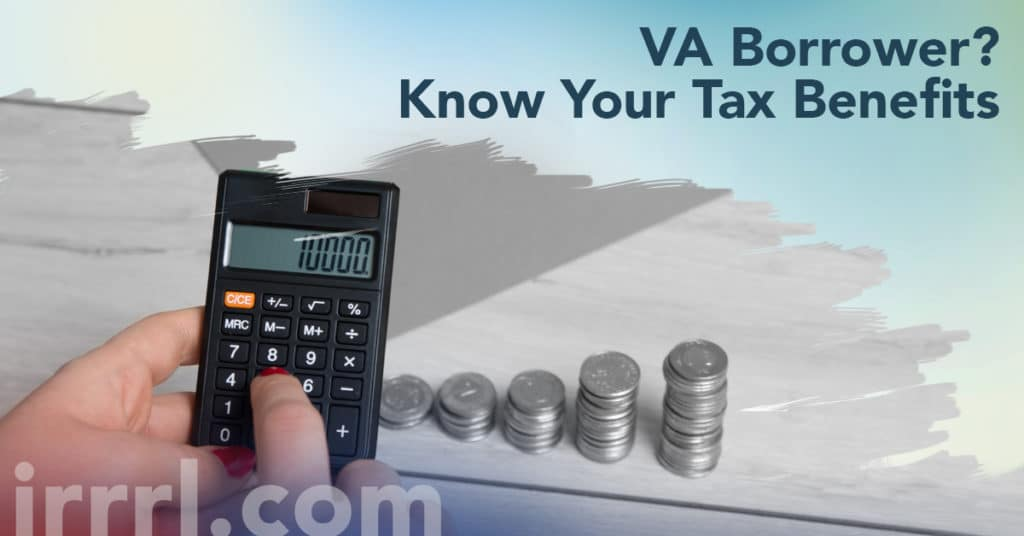 VA Borrower? Know Your Tax Benefits